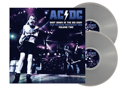 AC/DC - Shot Down In The Big Easy Vol.2