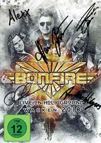 BONFIRE - Live on Holy Ground