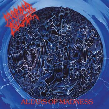 MORBID ANGEL - Altars of Madness