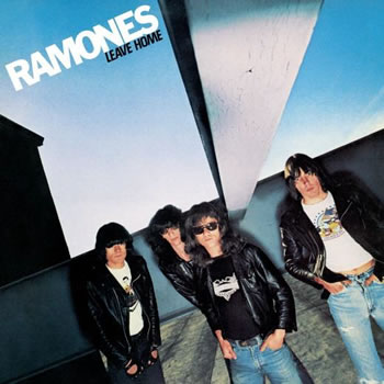 RAMONES (The) - Leave Home
