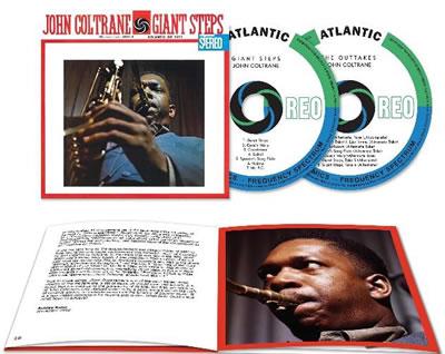 JOHN COLTRANE - Giant Steps (60th Anniversary Deluxe)