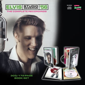 Elvis Studio Sessions 56 - The Complete Recordings
