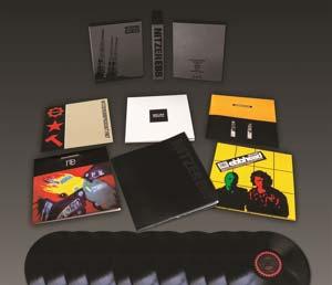 NITZER EBB - Boxset (1982-2010)