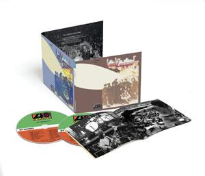 LED ZEPPELIN - Led Zeppelin II [Deluxe Edition)