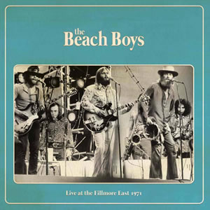 BEACH BOYS - Live at the fillmore east 1971