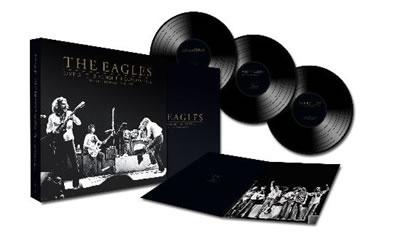 EAGLES - Live At Summit: Houston 1976