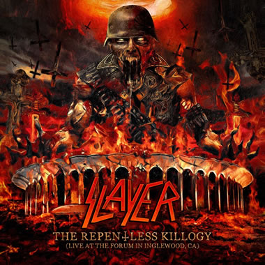 SLAYER - The repentless killogy: Live