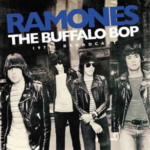 RAMONES (The) - The buffalo bop - the 1979 broadcast