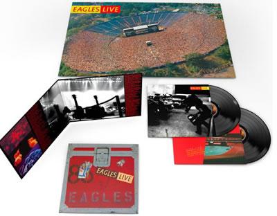 EAGLES - Eagles (Live)
