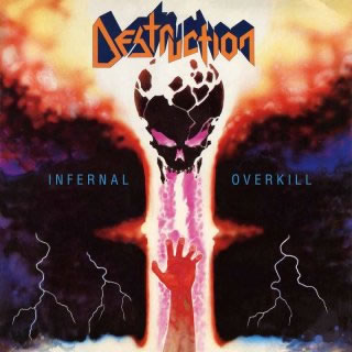 Infernal Overkill CD