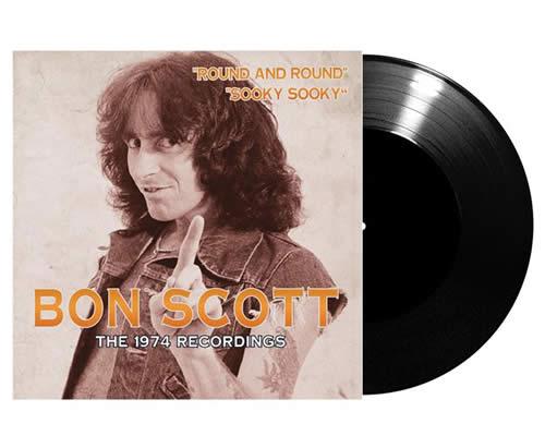 AC/DC - Bon Scott: The 1974 recordings