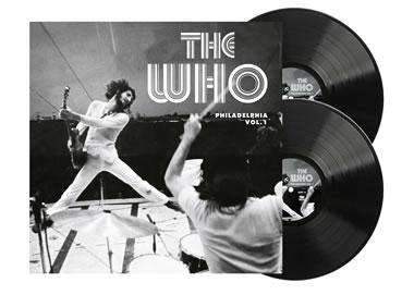 THE WHO - Philadelphia Vol 1