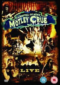 MOTLEY CRUE - Carnival Of Sins