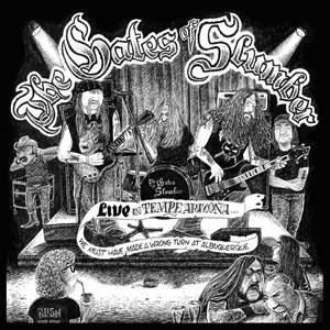 GATES OF SLUMBER - Live at Tempe Arizona