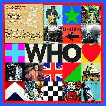 THE WHO - WHO (Vinyl Box)