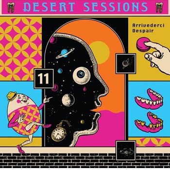 DESERT SESSIONS - Vol 11 & 12