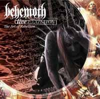 BEHEMOTH - Live Eschaton – The Art Of Rebellion