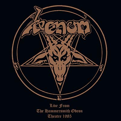 VENOM - Live From The Hammersmith Odeon