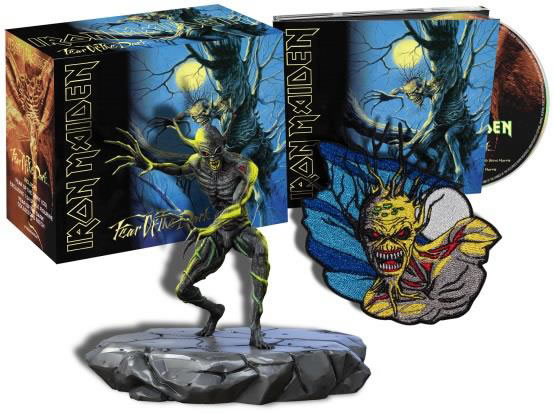 IRON MAIDEN - Fear of the Dark (Collectors Edition)