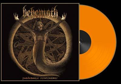 BEHEMOTH - Pandemonic Incantations (Orange)