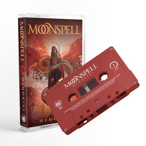 MOONSPELL - Memorial (Tape)