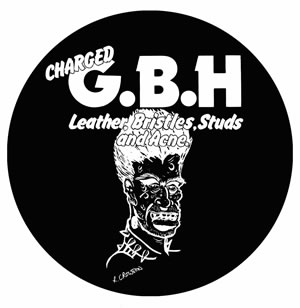 G.B.H. - Leather, Bristles, Studs and Acne (PD)