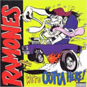 RAMONES (The) - We´re Outta Here Live
