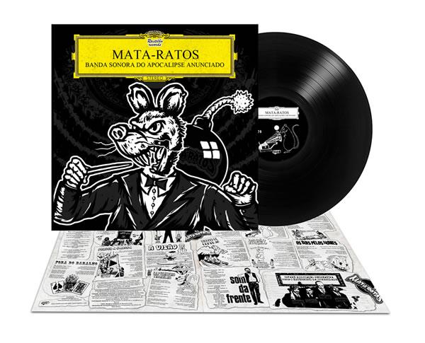 MATA RATOS - Banda Sonora do Apocalipse Anunciado (LP)