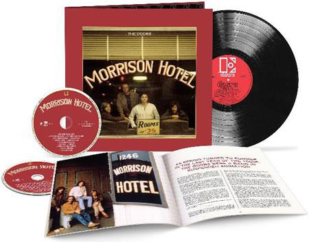 DOORS (The) - Morrison Hotel (50th Anniversary)