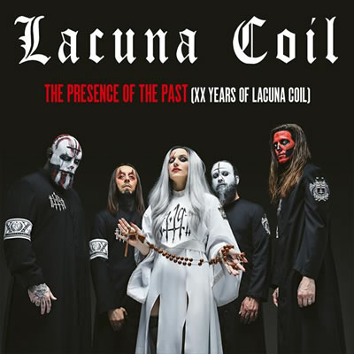 LACUNA COIL - The Presence of the Past