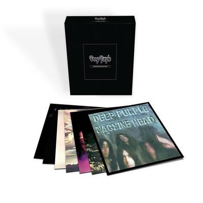 DEEP PURPLE - The vinyl collection 1972-1987