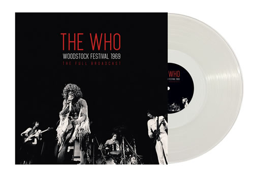 THE WHO - Woodstock 1969