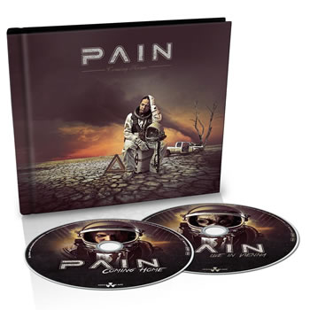 PAIN - Coming home (Digibook)