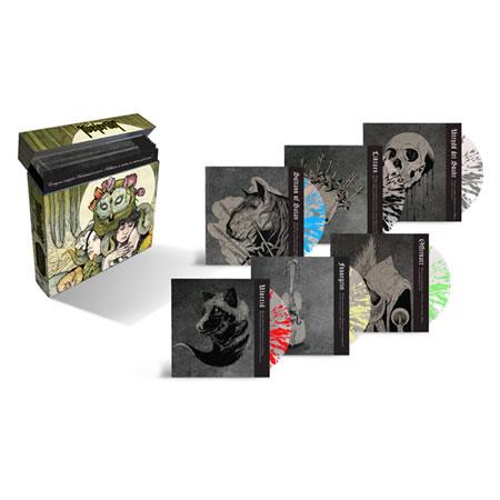 KVELERTAK - Kvelertak (Singles Box)