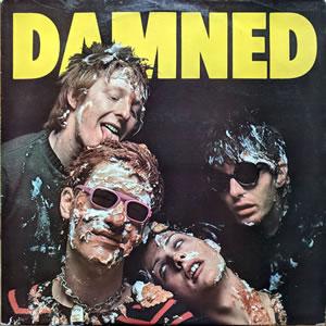 DAMNED (The)  - Damned Damned Damned