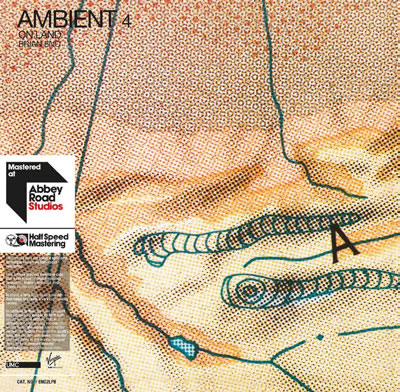 BRIAN ENO - Ambient 4: On Land (Limited Half-Speed Reissues)