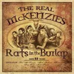 REAL McKENZIES (The) - Rats in the burlap
