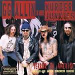GG ALLIN - Terror in America