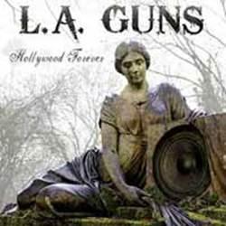 LA GUNS - Hollywood forever