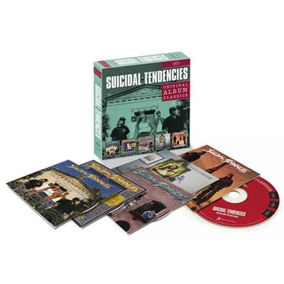 SUICIDAL TENDENCIES - Original album classics