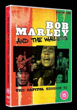 BOB MARLEY & THE WAILERS - The Capitol Session 73