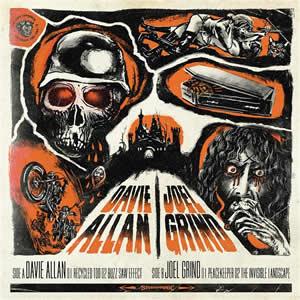 DAVIE ALLEN | JOEL GRIND - Split EP