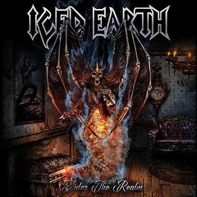 ICED EARTH - Enter The Realm - EP