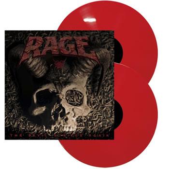 RAGE - The devil strikes again (Red)