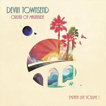 DEVIN TOWNSEND - Order Of Magnitude - Empath Live Volume 1 (Artbook)
