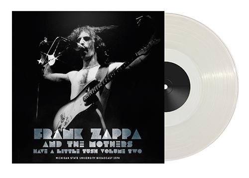 FRANK ZAPPA - Have A Little Tush Vol.2
