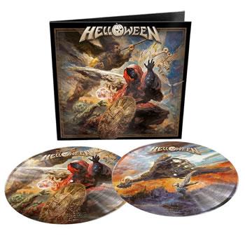 HELLOWEEN - Helloween (PD)