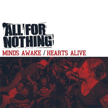 ALL FOR NOTHING - Minds awake | Hearts alive