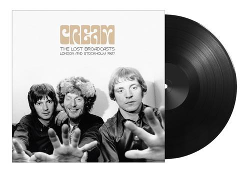 CREAM - The lost broadcasts