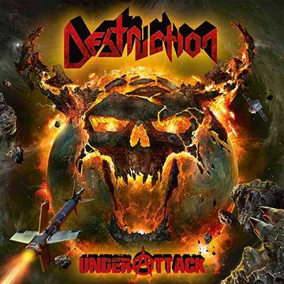 DESTRUCTION - Under Attack
